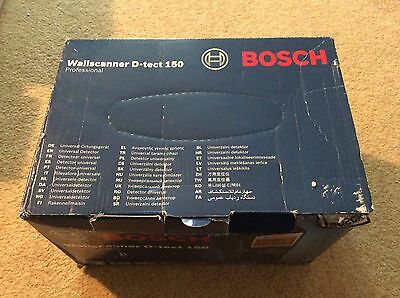 Bosch D-tect 150 Digital Professional wall scanner
