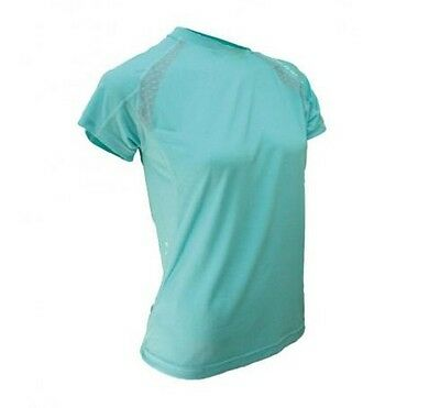 Raidlight Technical MC Lady, maillot de running femme Turquoise