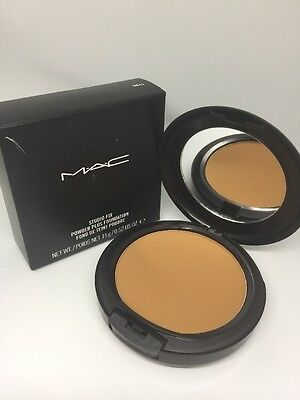 Mac Studio Fix Powder Plus Foundation Puder Kompaktpuder Fond De Teint NW45 NEU