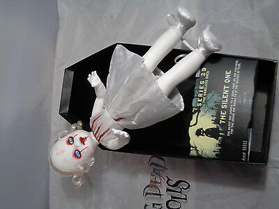 Living Dead Dolls Series 29 - The Silent One - Gothic Horror Figure Toy