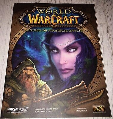Guide Officiel World of Warcraft BradyGames