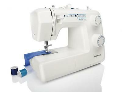 SILVERCREST SNM33B1 Sewing Machine 33 Stiches 4 Levels Automatic New
