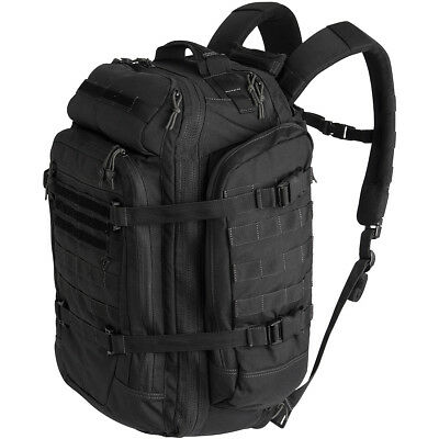 First Tactical Specialist 3-Day Backpack Security Police Nylon MOLLE Pack Black
