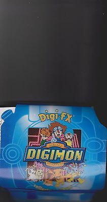 Digimon .(Monsters) .digi-Fx...collectors* Album With 4` Cards Included.