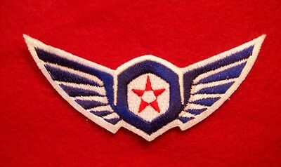 """Pacific Rim Gipsy Danger iron on embroidered patch 3.2"""" x 1.8"""" COSPLAY jaeger"""