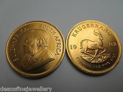 1oz Gold Krugerrand Best Value