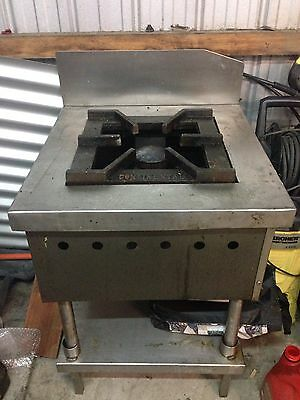 Commercial gas cooktop GRILl