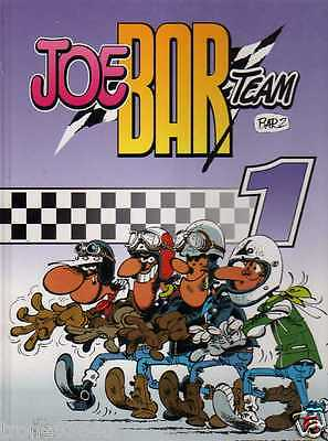JOE BAR TEAM Tome 1../réédition VENTS D'OUEST 2003