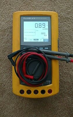 Fluke Graphical Multimeter 867B