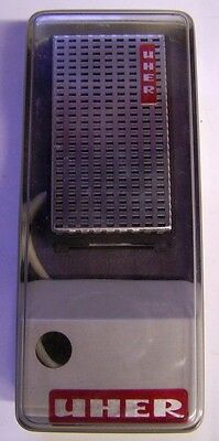 Vintage UHER model M-531 Microphone - Made In West Germany