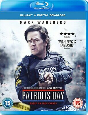 Patriots Day (with Digital Download) [Blu-ray]