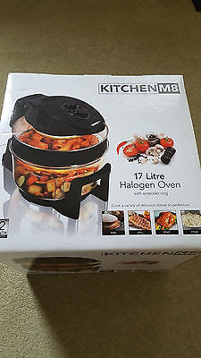 Kitchen M8 17 Litre Halogen Oven