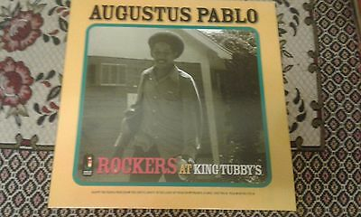 Augustus Pablo Rockers At King Tubby's , New LP , Jamaican Recordings.