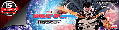 Heroclix Marvel What If? 15th Anniversary Complete CUR SR Ameridroid