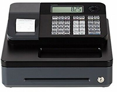 Casio PCR-T273 Electronic Cash Register - Works On 120 V, 50/60Hz Supply and