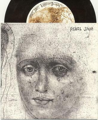 "PEARL JAM Happy When I'm Crying REM Live For Today FAN CLUB CHRISTMAS 7"" 45 GIRI"