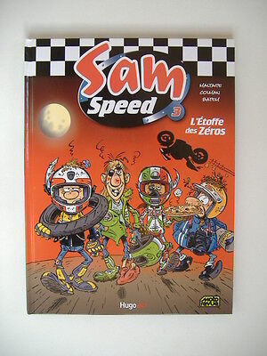 Bd Sam Speed L'etoffe Des Zeros