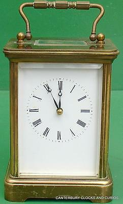 Matthew Norman 1750A Swiss Striking 8 Day Carriage Clock