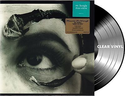 LP VINILO MR. BUNGLE - DISCO VOLANTE,REISSUE,LIMITED,NUMBERED,180Gr CLEAR  VINYL