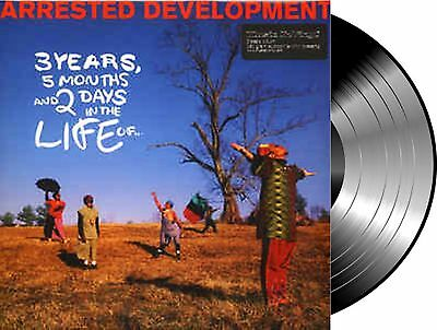 Lp Vinilo Arrested Development-3 Years,5 Months & 2 Days In The Life Of Vinyl