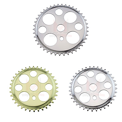 NEW LUCKY 7 BICYCLE SPROCKET 36T VINTAGE STINGRAY BICYCLE CHAINRING BMX