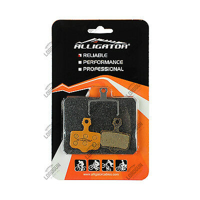 Pastiglie Freni Disco Alligator Avid Elixir Organiche Disc Brake Pads