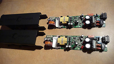 linn used (old version)  2  power supplies