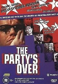 The Party's Over : VERY GOOD CONDITION DVD
