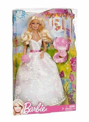 Barbie Princess Bride with Ring 2012
