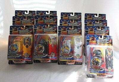 13 Piece Lot NIP Kung Zhu Battle Armor Special Forces Ninja Warriors