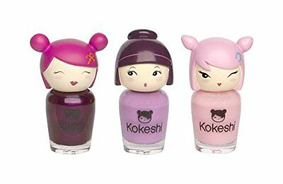 Kokeshi Valeria Attinelli i am Lucky Cofanetto Trio smalto 5 ml