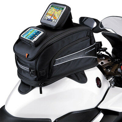 Nelson Rigg NEW CL-2020 GPS Sport Magnetic Motorcycle Road Bike Touring Tank Bag