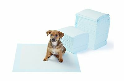 AmazonBasics Pet Training and Puppy Pads Regular - 150-Count 150-Pack