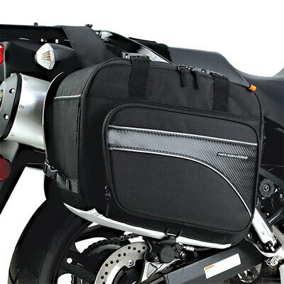 Nelson Rigg NEW CL-855 Touring Motorcycle Street Bike Road Bike Saddlebags