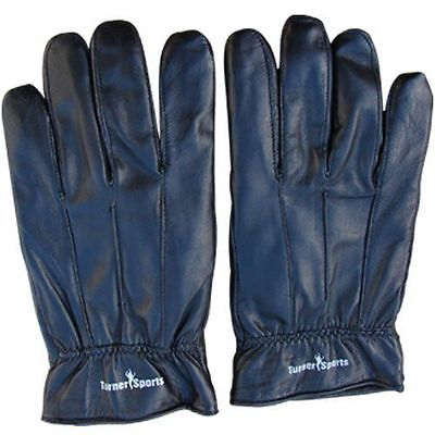 TurnerMAX Leather Warm Winter Gloves Thermal Cycling