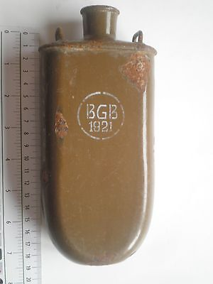BGB 1921 WWI FLASK CANTEEN WATER BOTTLE BRNO CZECH,model Austria Hungary WK1