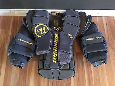Warrior Ritual Goalie Chest Protector Size SR Large