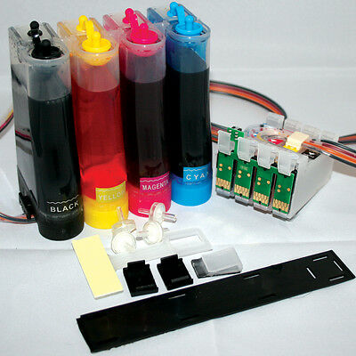 non-oem CISS Ink System for with Epson X-30 XP-402 XP-405 XP-405WH W/INKS