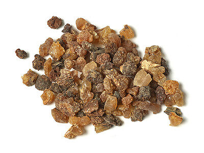 Myrrh Gum Resin 100g (Commiphora molmol) High Grade [fast shipping within hours]