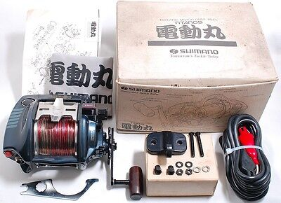 Shimano Dendou maru ED6000 Big Game Electric Reel 6000 Excellent