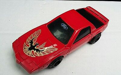 Vintage Scalextric Car Pontiac Firebird Red used Condition