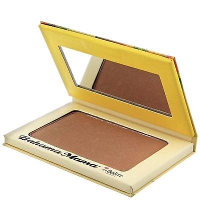 Bahama Mama theBalm Shadow/Blush Bronzer 7.08g Makeup Sun-Tan Look. NEW Fee P&P