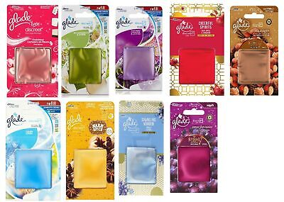 4 x 8g Glade Discreet Refills - Choose Fragrance