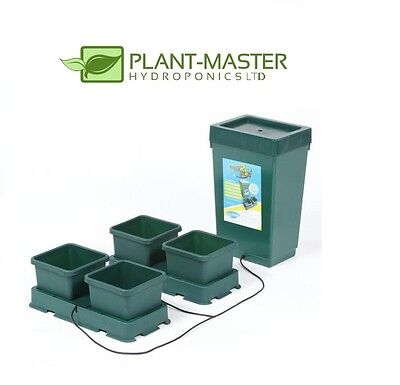 Autopot Easy2Grow Watering 4 Pot System - Hydroponic System Starter Kit