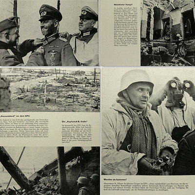 Operation of Soviet Cholm / Kholm WW2 Russia, Photo Book w/157 pictures Scherer
