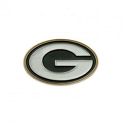 NFL Official Green Bay Packers Metal Badge