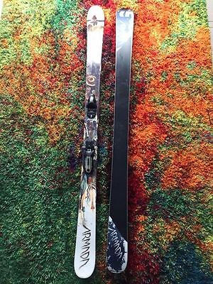 Armada ARVti 188cm 2014 Skis w/ PX12 Bindings