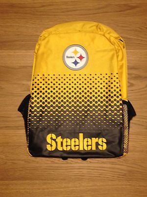 NFL Pittsburgh Steelers Fade Backpack with free keyring