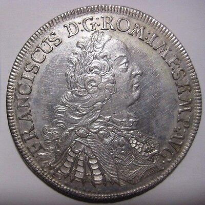 1762 - Germany/Regensburg - 1 Thaler  Silver Coin