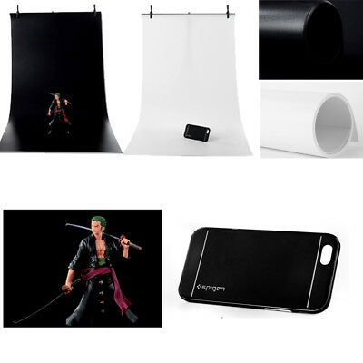 120X200Cm Black White Pvc Backdrop Photography Pvc Background For Photo Vide